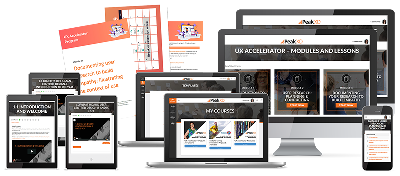 UX-Accelerator-Course-Pack