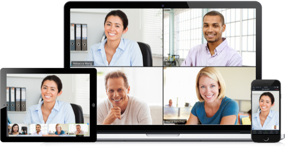 Zoom meeting - image source Zoom