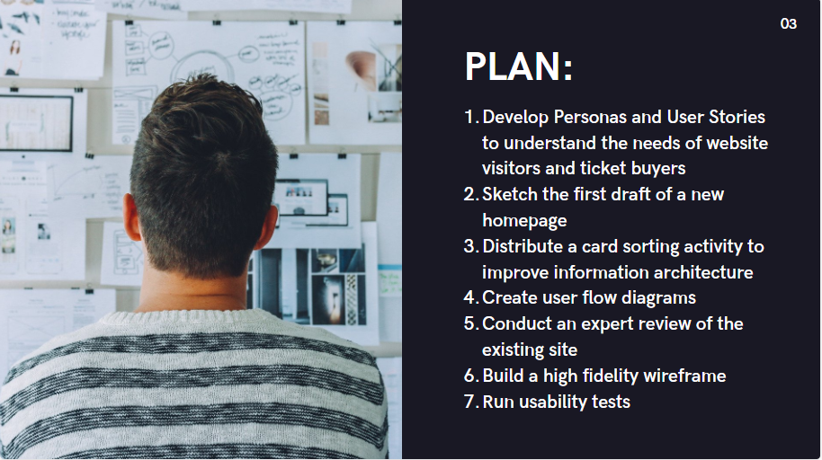 SamC - Plan