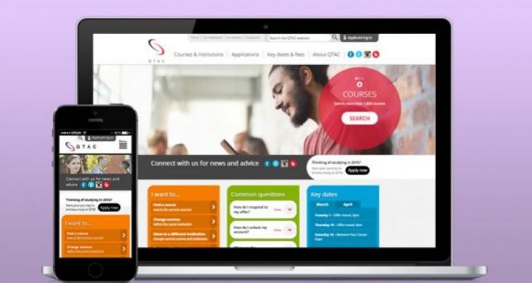 QTAC website